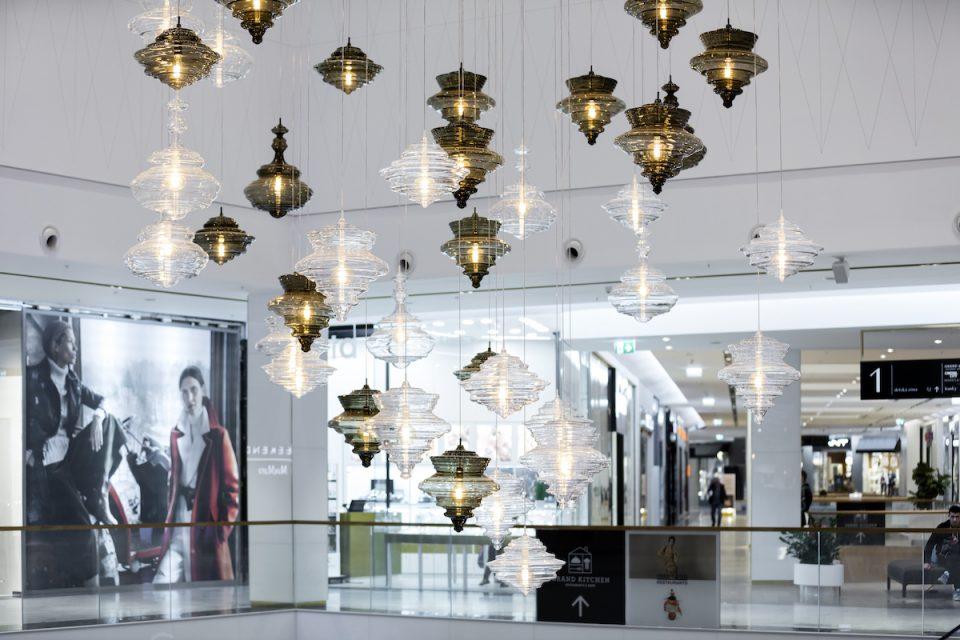 Centrum Chodov doplňuje svou sekci s módou o uměleckou galerii
