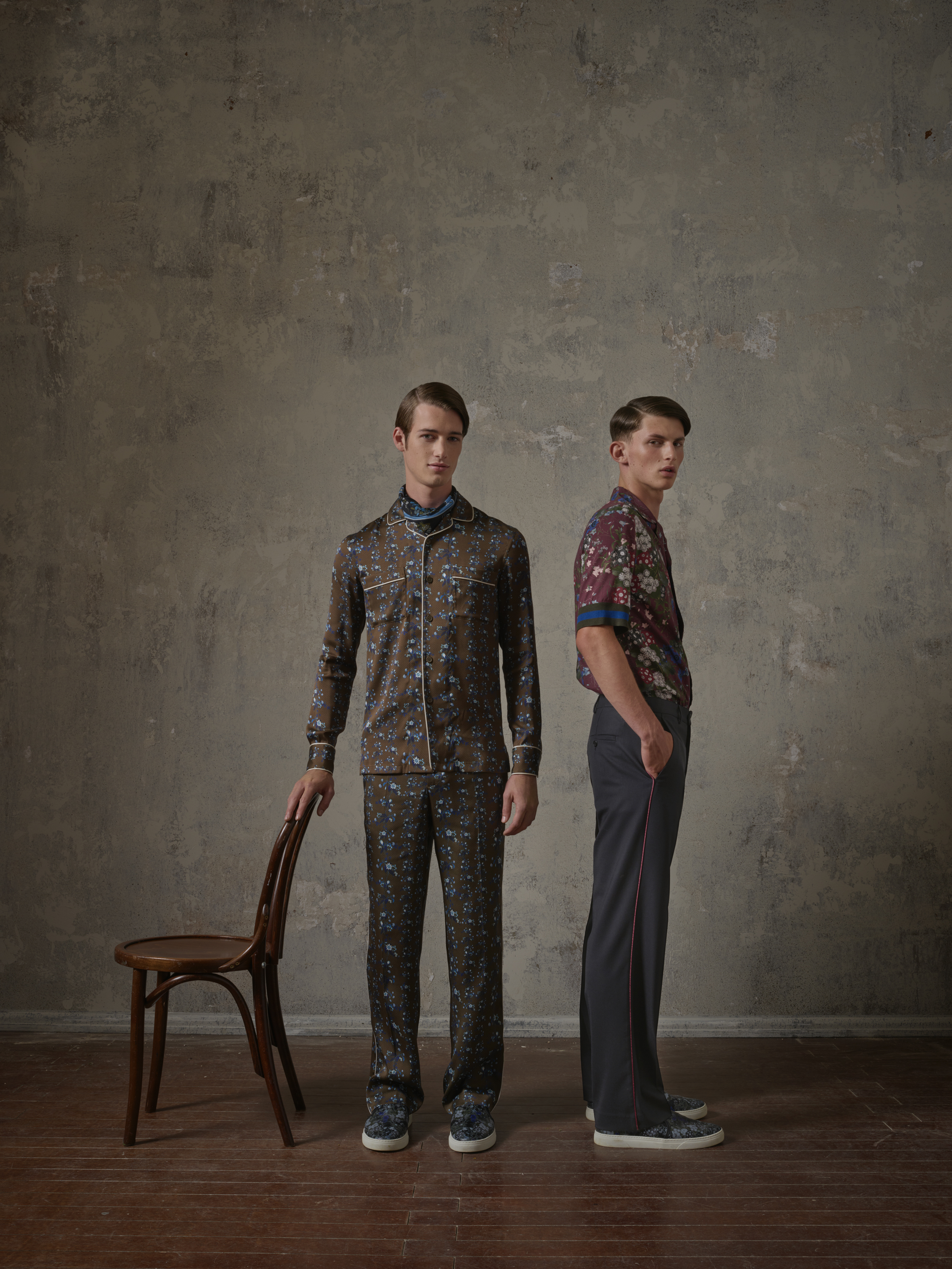 Lookbook Erdem x H&M, foto Michal Pudelka
