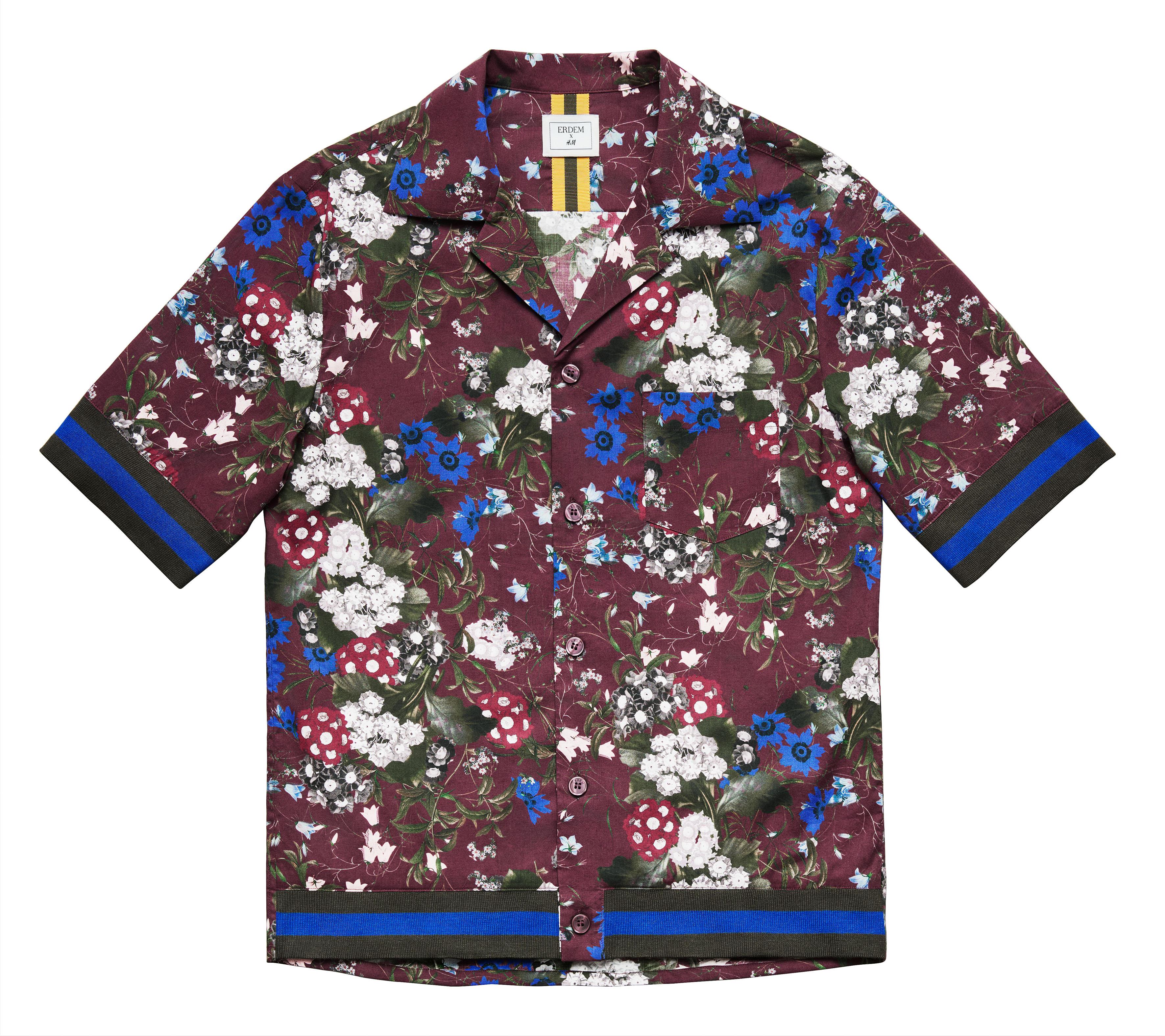 Erdem pro H&M, košile $99