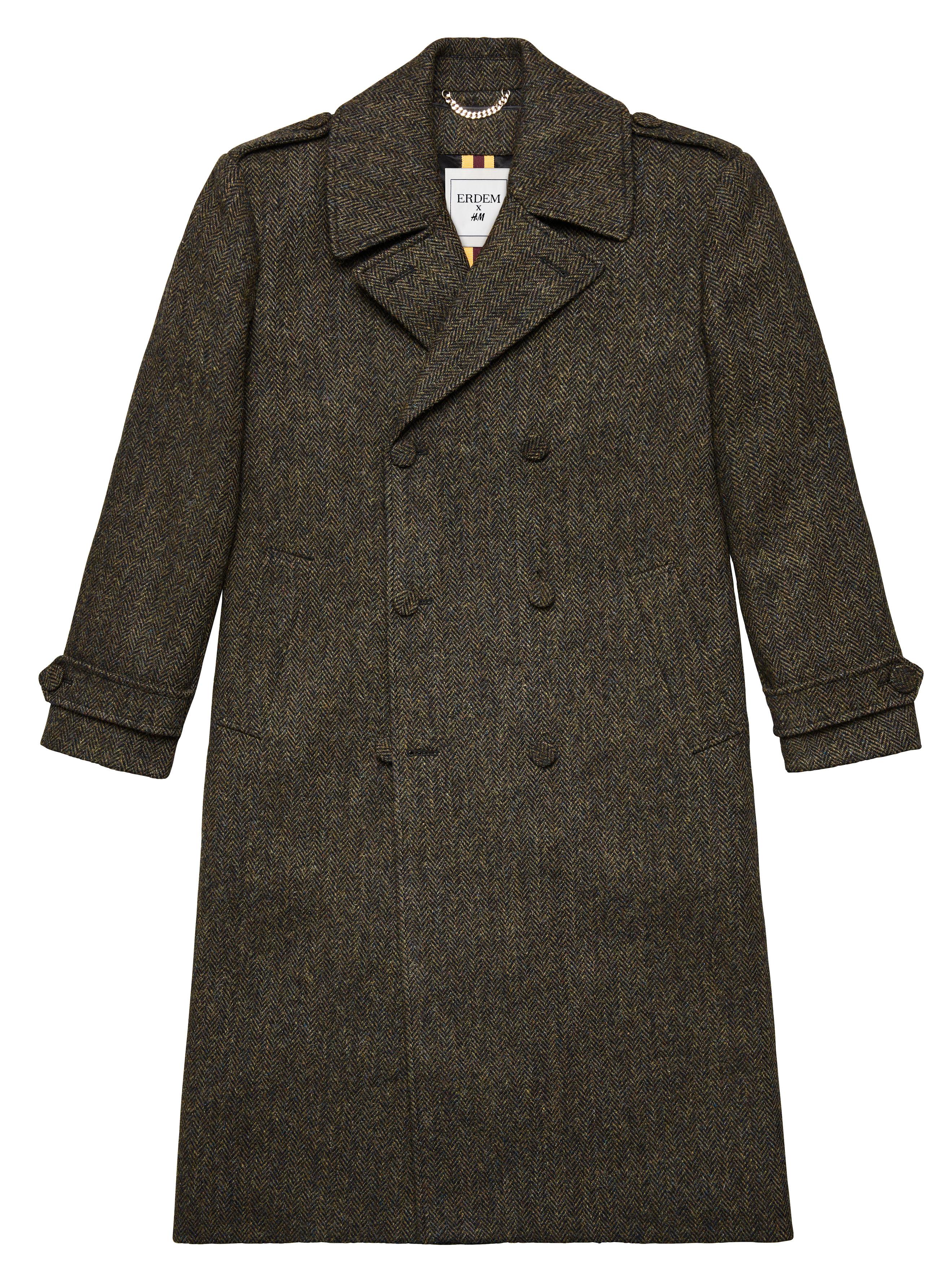 Erdem pro H&M, kabát $299