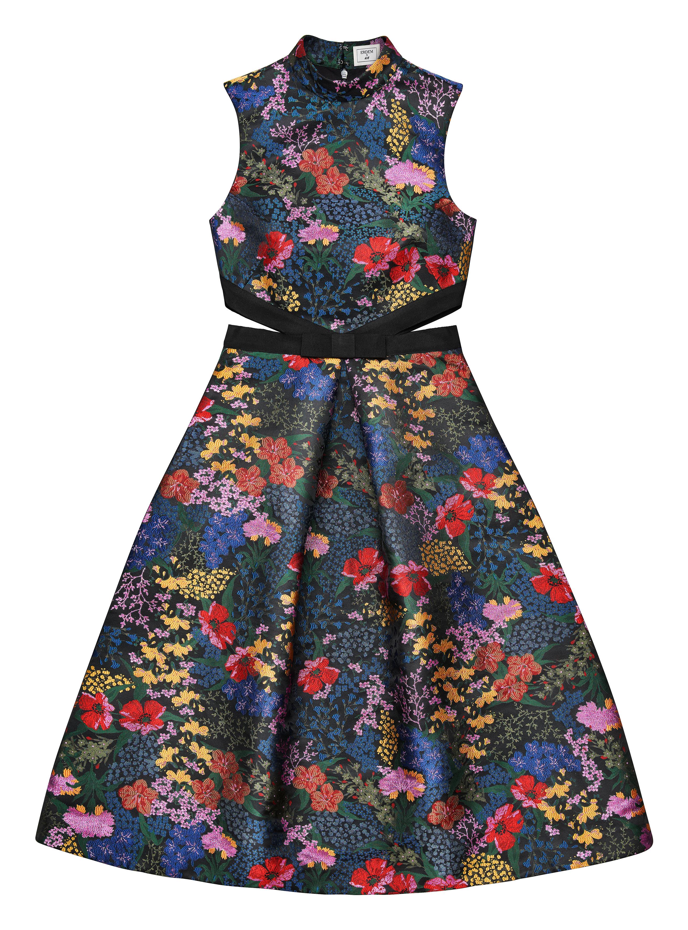 Erdem pro H&M, šaty $199