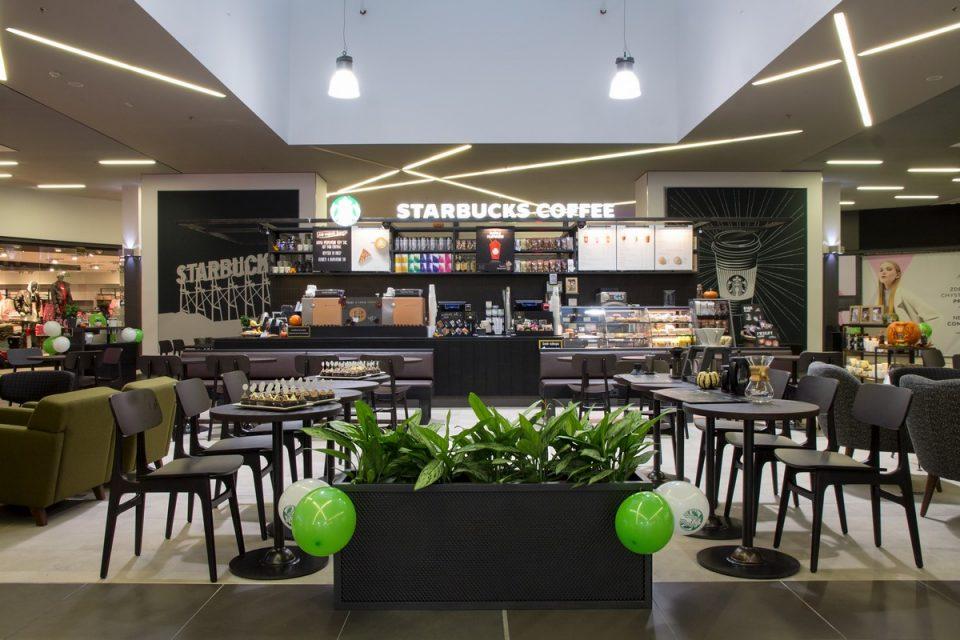 Starbucks přišel do čtvrtého města v Česku, do Hradce Králové
