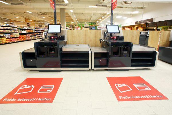 Kaufland otevřel přestavěnou prodejnu v Brně