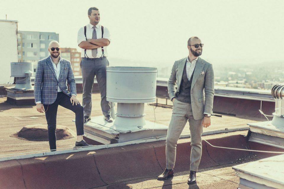 V centru Prahy otevřela nová značka pánských oděvů Manemo