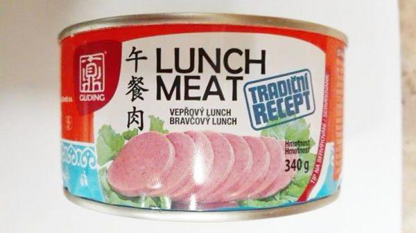 Lančmít z Normy s nízkým podílem masa