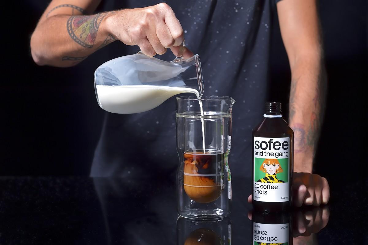 Nová káva Sofee od Ambiente