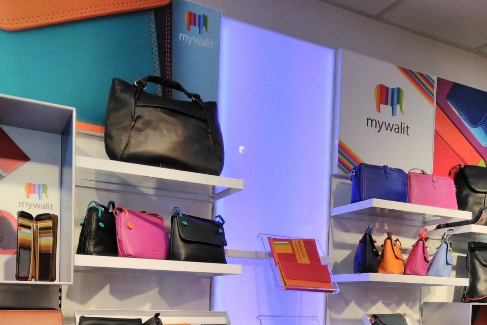 Ručně šité tašky MyWalit mají první obchod, v Praze na Příkopech