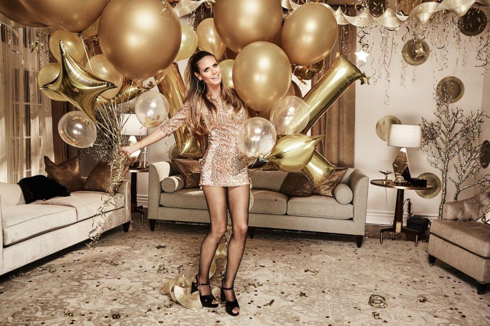 Lidl představí 4. prosince další várku oblečení, opět s Heidi Klum
