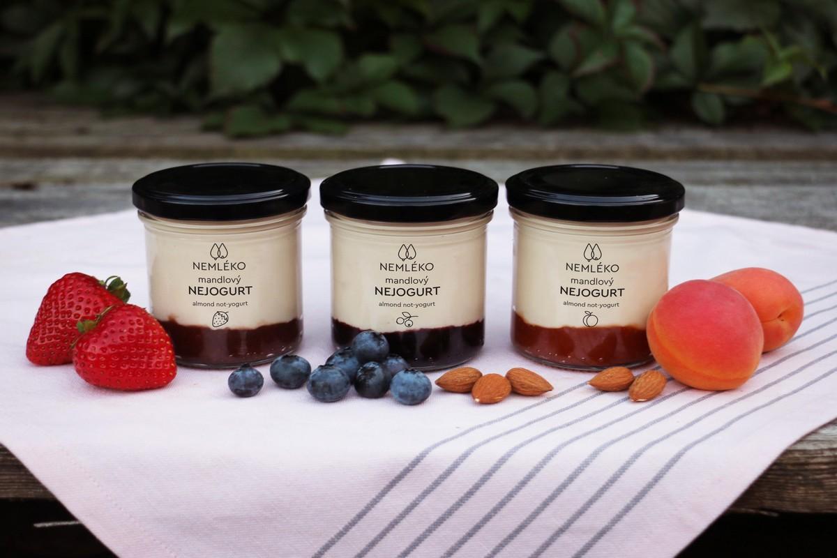 Nemléko na trh uvádí nový Nejogurt