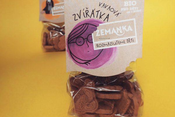 Rodinná pekárna Zemanka zavádí nové obaly od Butterflies & Hurricanes