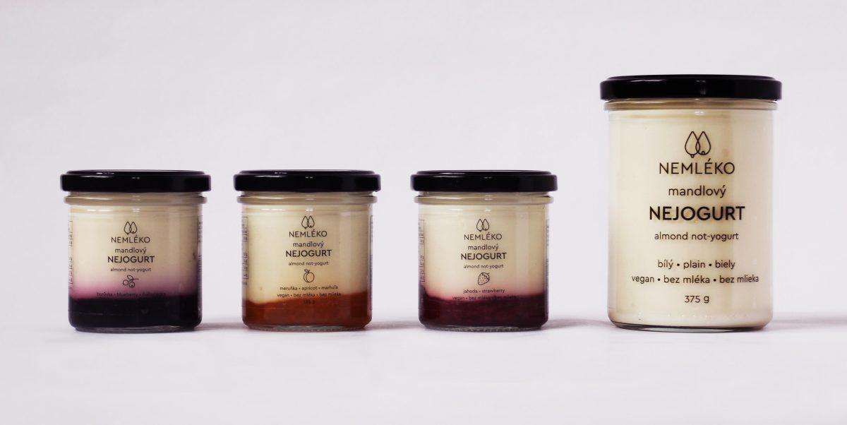 Nejogurt ve všech svých prodávaných variantách