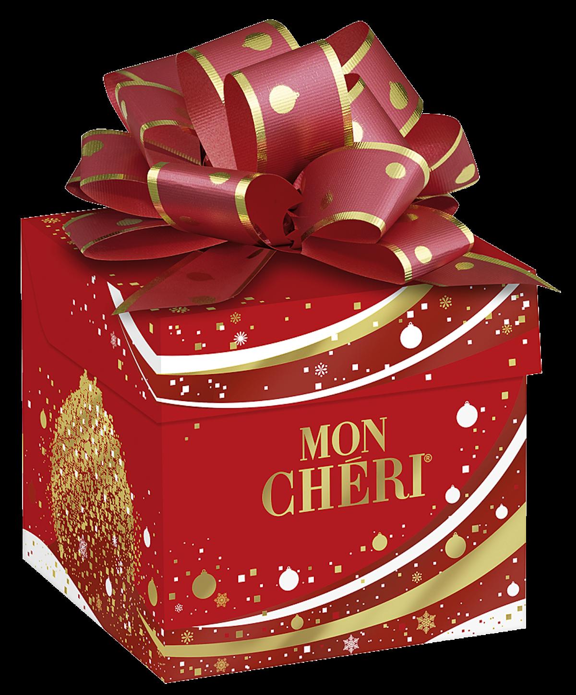 Sváteční balení bonbonů Mon Cheri