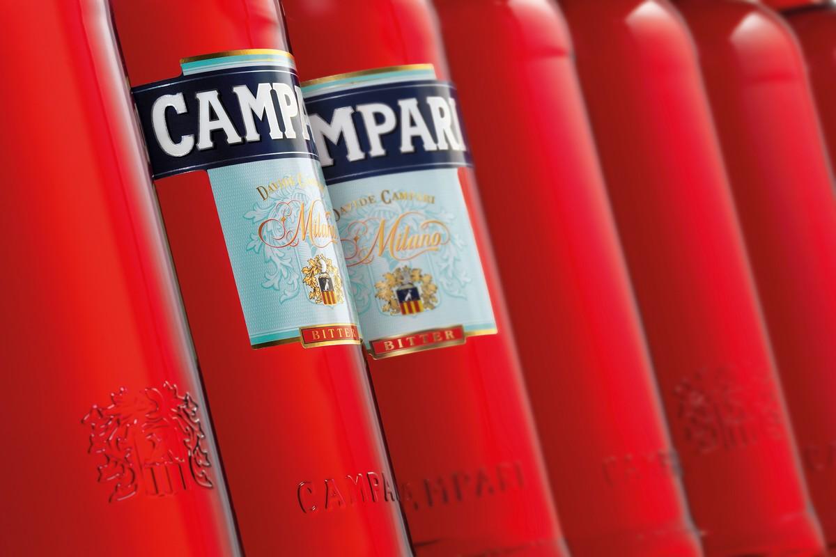Ultra Premium Brands nově distribuuje nápoj Campari
