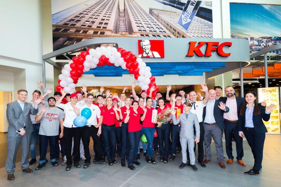 AmRest expanduje s KFC do Rakouska, síť bude řídit z Česka