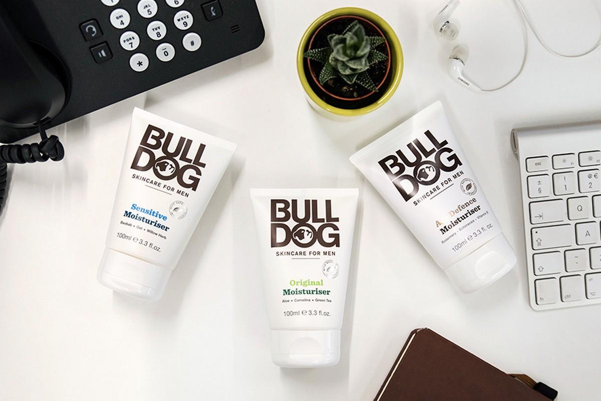 Kosmetické přípravky Bulldog