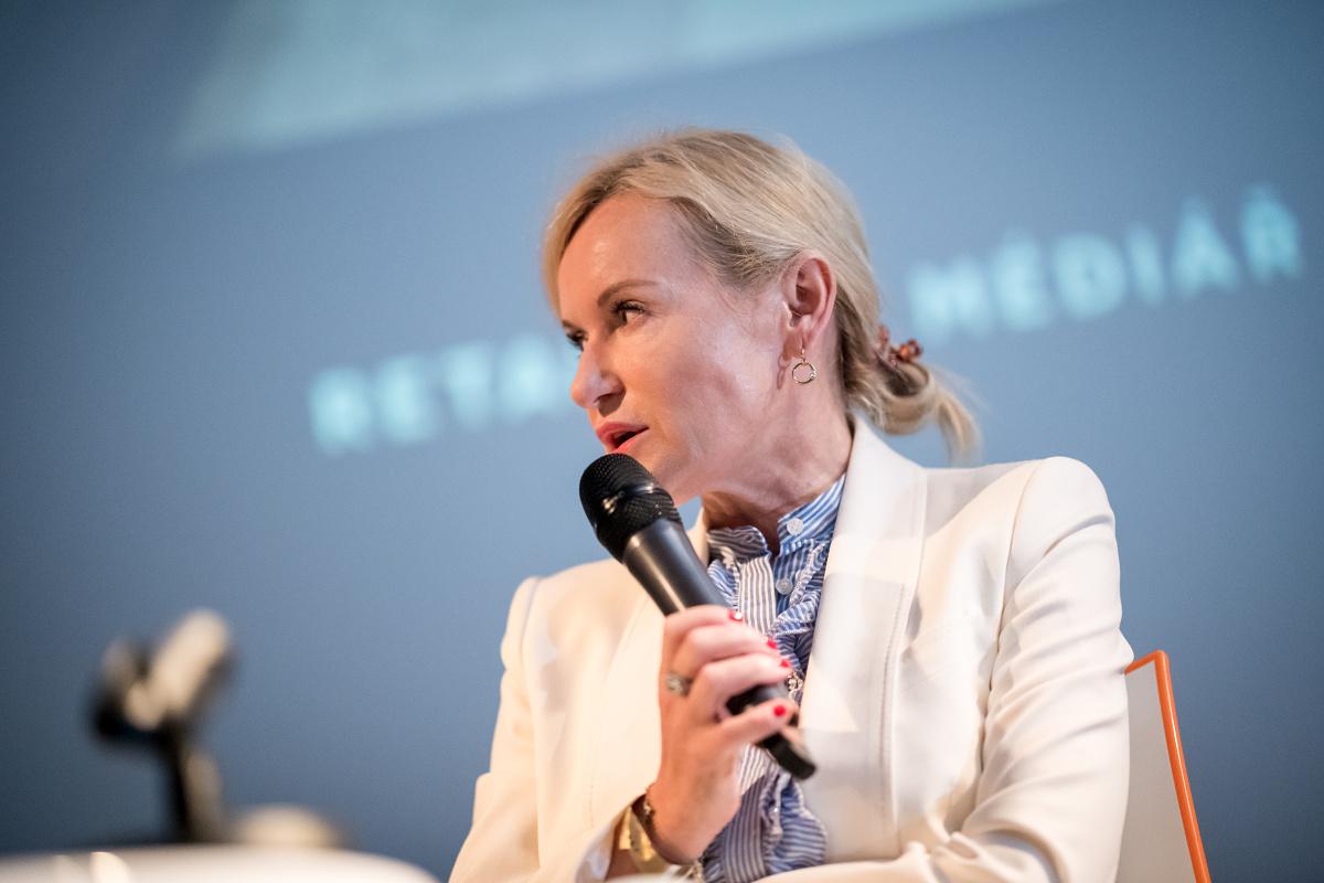 Lenka Vejvalková. Foto: Vojta Herout
