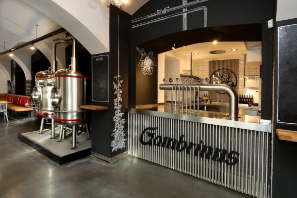 Gambrinus zavádí koncept pivnic Srdcovka, první je Corso v Plzni