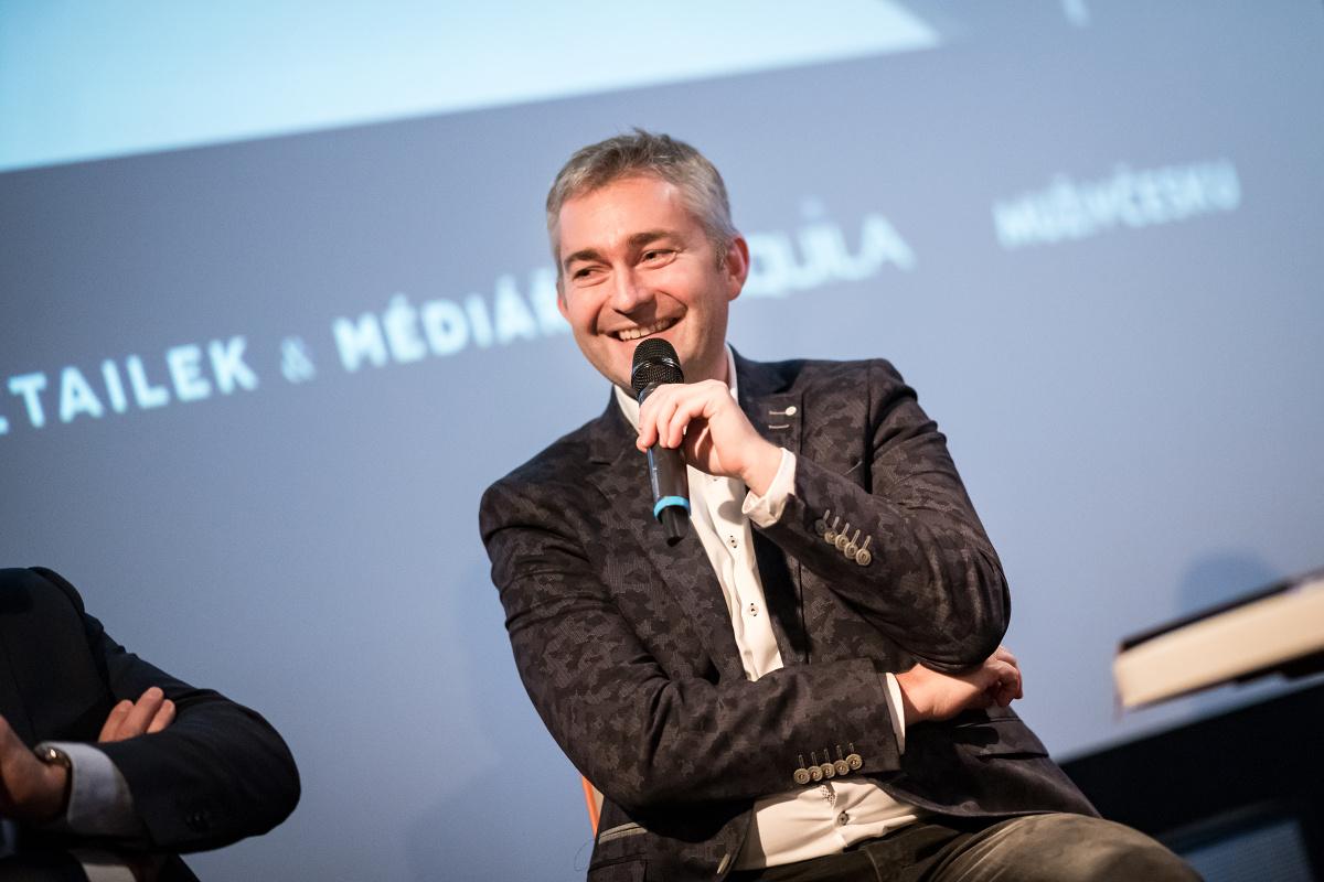 Jan Motlík. Foto: Vojta Herout