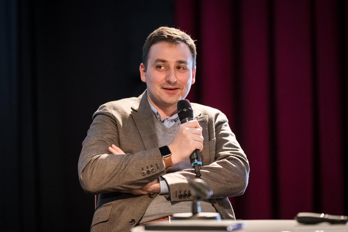 Jakub Lohniský. Foto: Vojta Herout