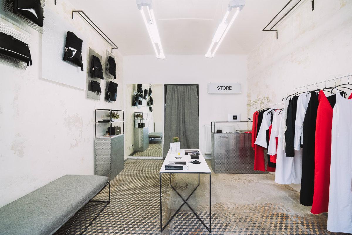 Nově předělaný showroom Alexmonhart