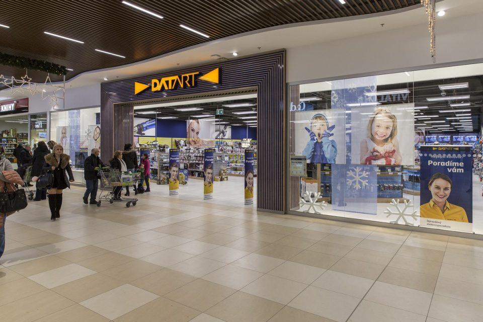 Datart má v Brně třetí prodejnu, novou otevře i na Slovensku