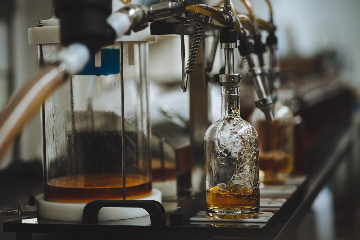 Výroba destilátů Koval
