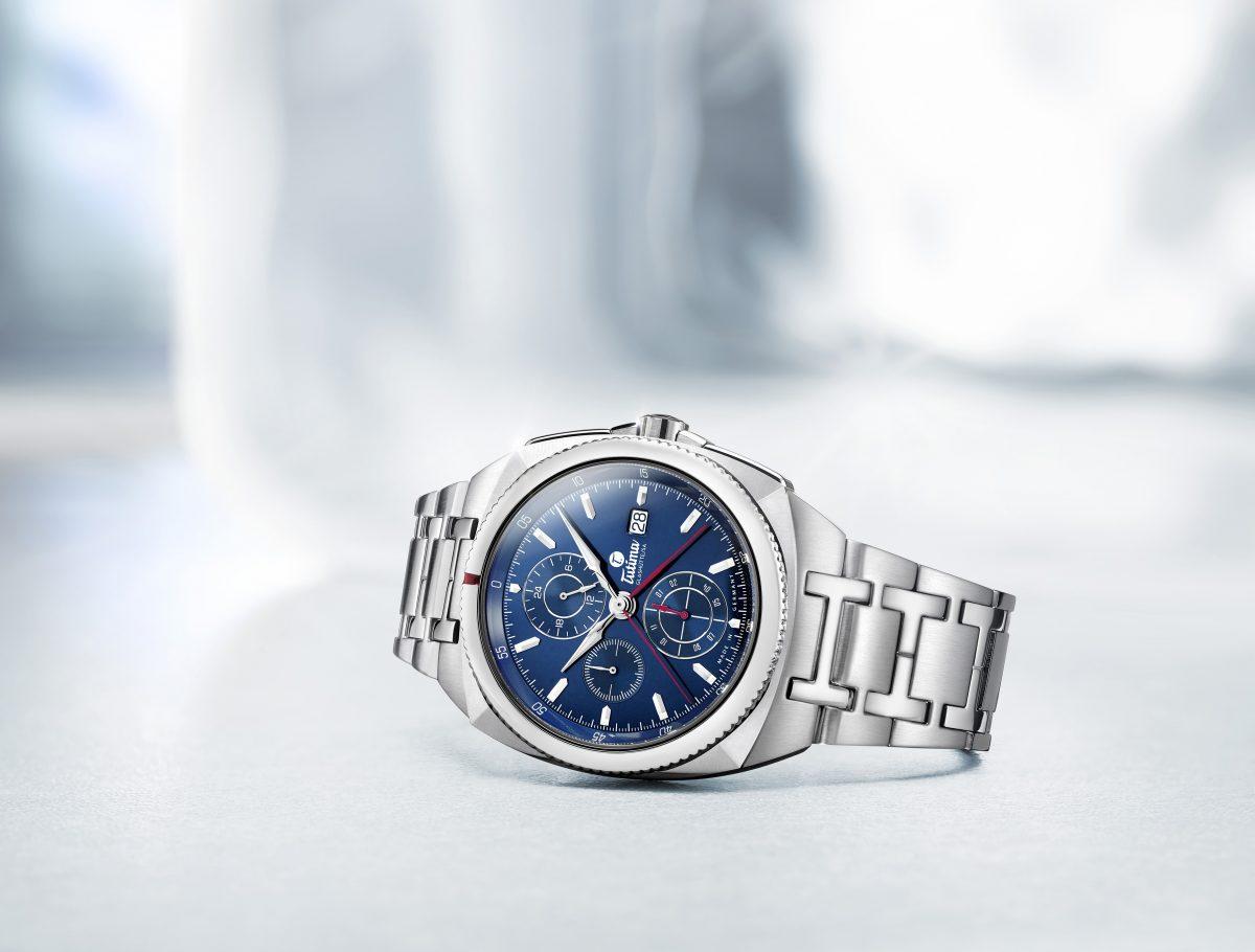Značka hodinek Tutima Glashütte