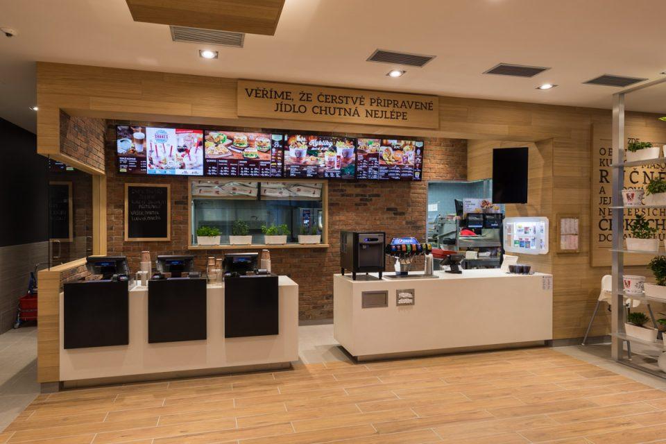 KFC expanduje do menších měst, nově otvírá v Uherském Hradišti