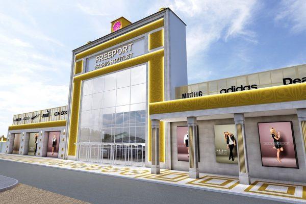 Freeport Fashion Outlet se vrací k Simoně Krainové, přidá Hugo Boss i Calvin Klein