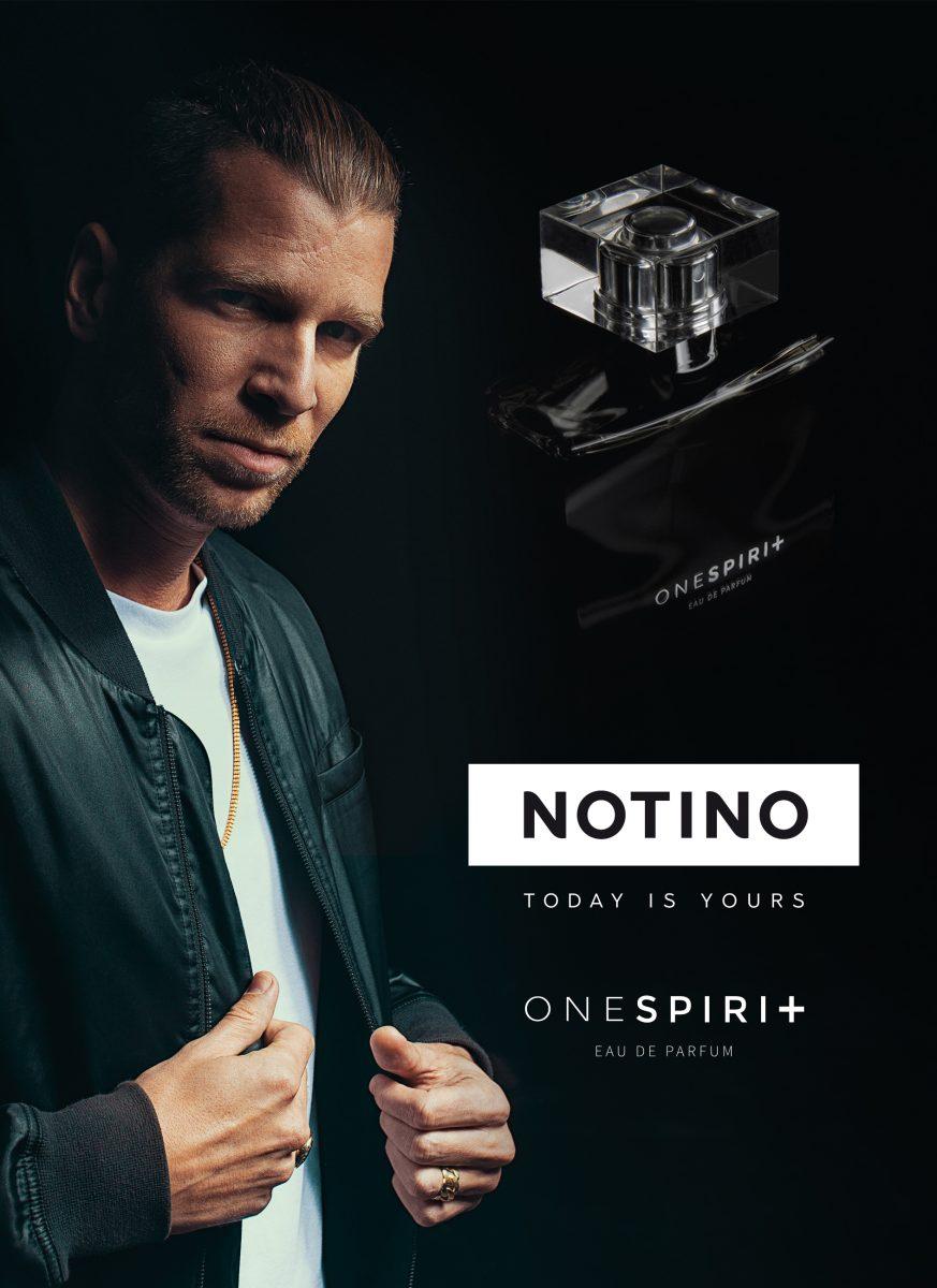 Majk Spirit prodává svůj parfém exkluzivně na Notinu