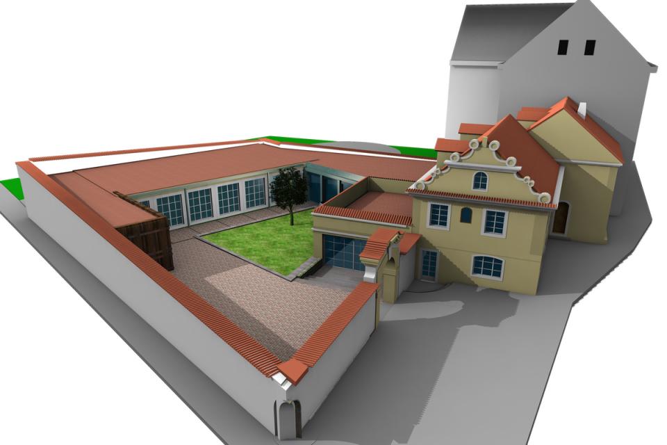 Rudolf Jelínek v Praze staví Distillery Land, muzeum a archiv pálenek