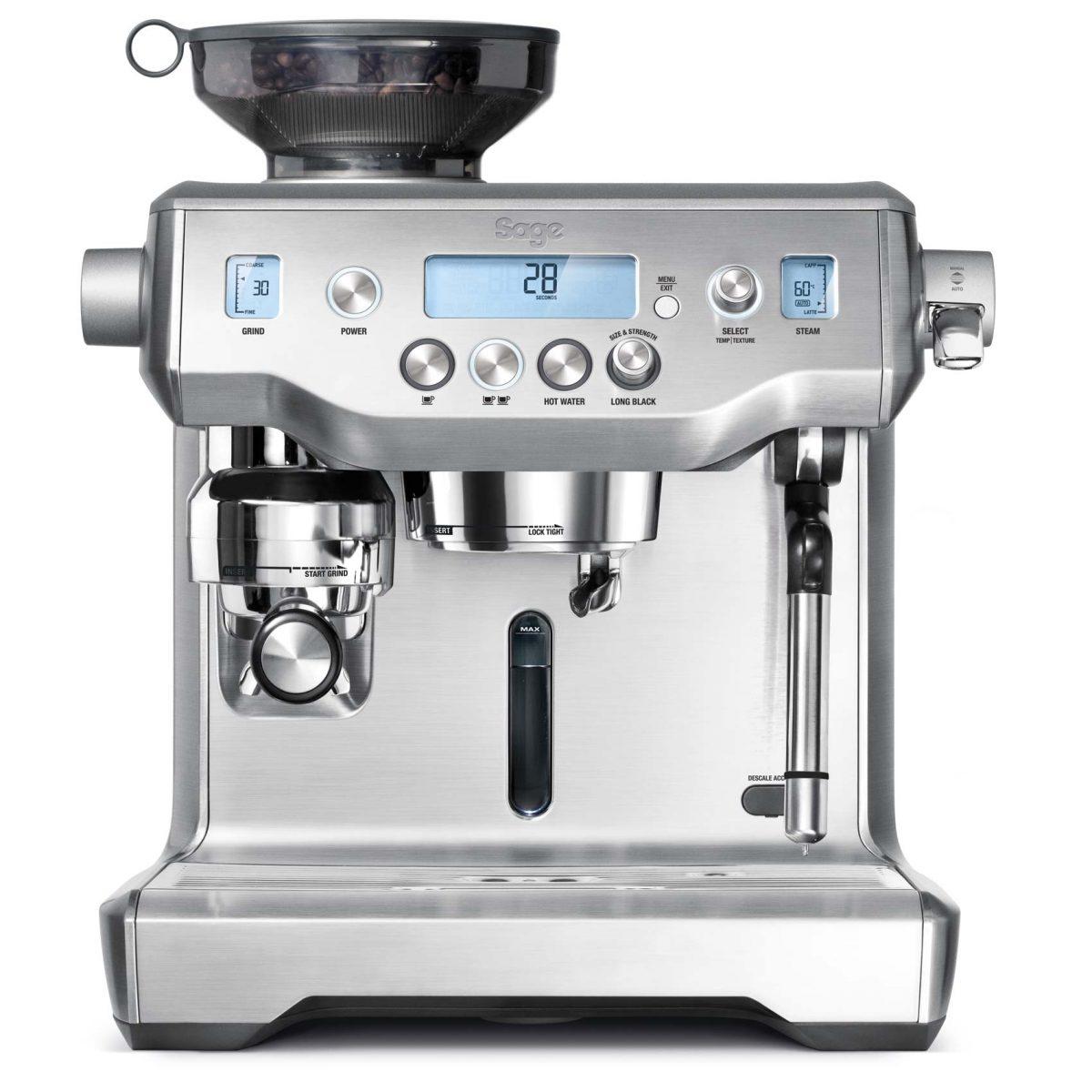Pákové espresso Oracle, cenově za téměř 53.000 Kč