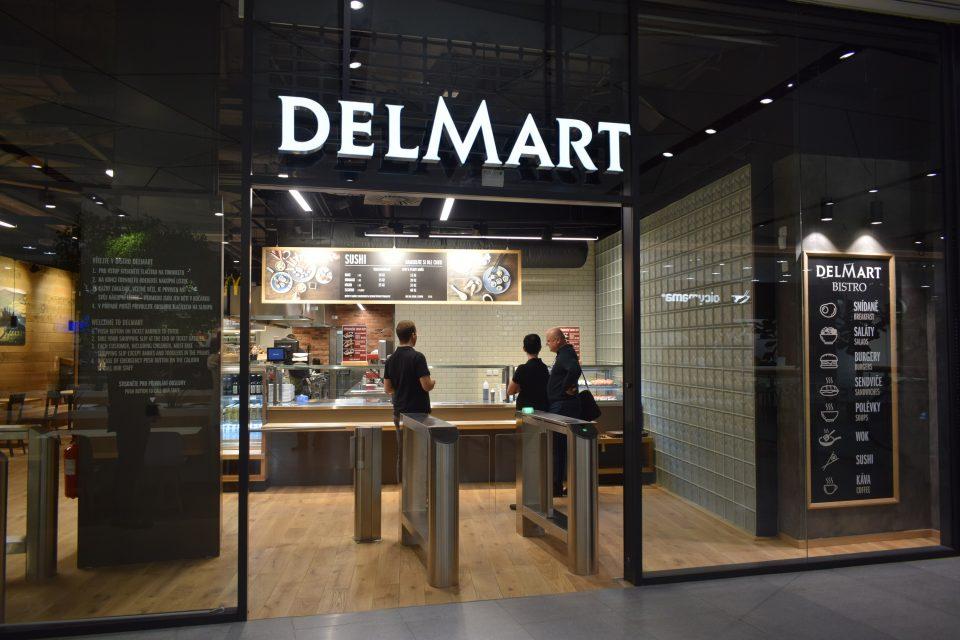 d62184f6c20a Delmart ke své prodejně v Quadriu přidává bistro