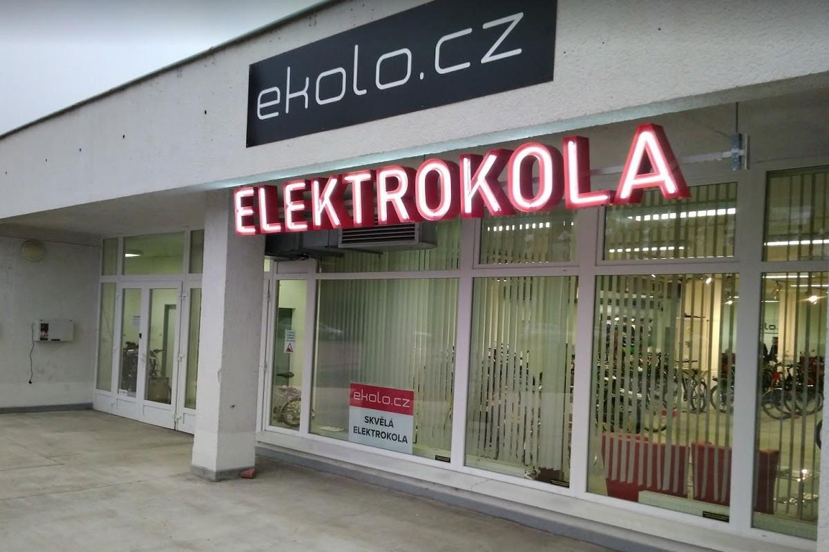Nová prodejna firmy ekolo.cz
