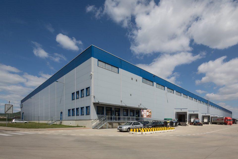 Developer P3 koupil od HB Reavis průmyslový park Lovosice Cargo