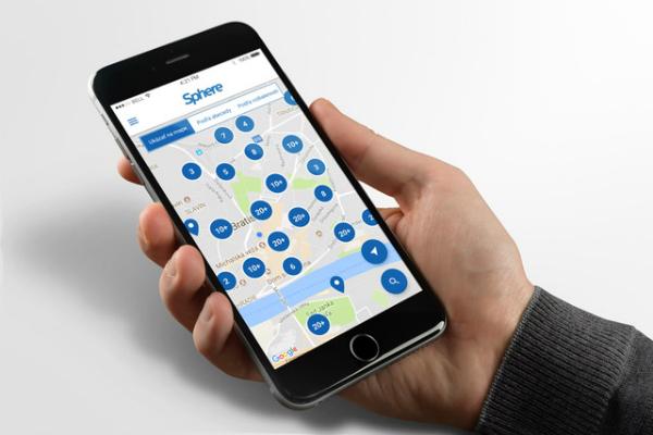 Věrnostní program Sphere přichází s mobilní aplikací