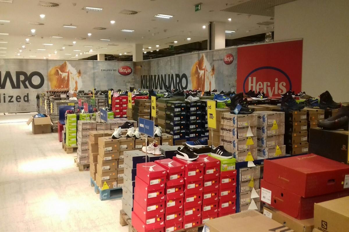 Nový pop-up store v Liberci