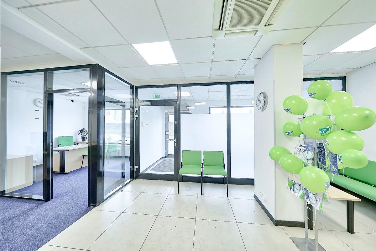 Nové prostory Fio banky na Žižkově