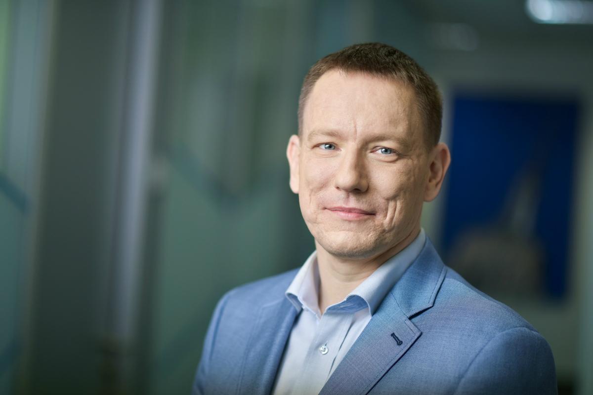 Petr Borkovec, ředitel sítě Sklizeno
