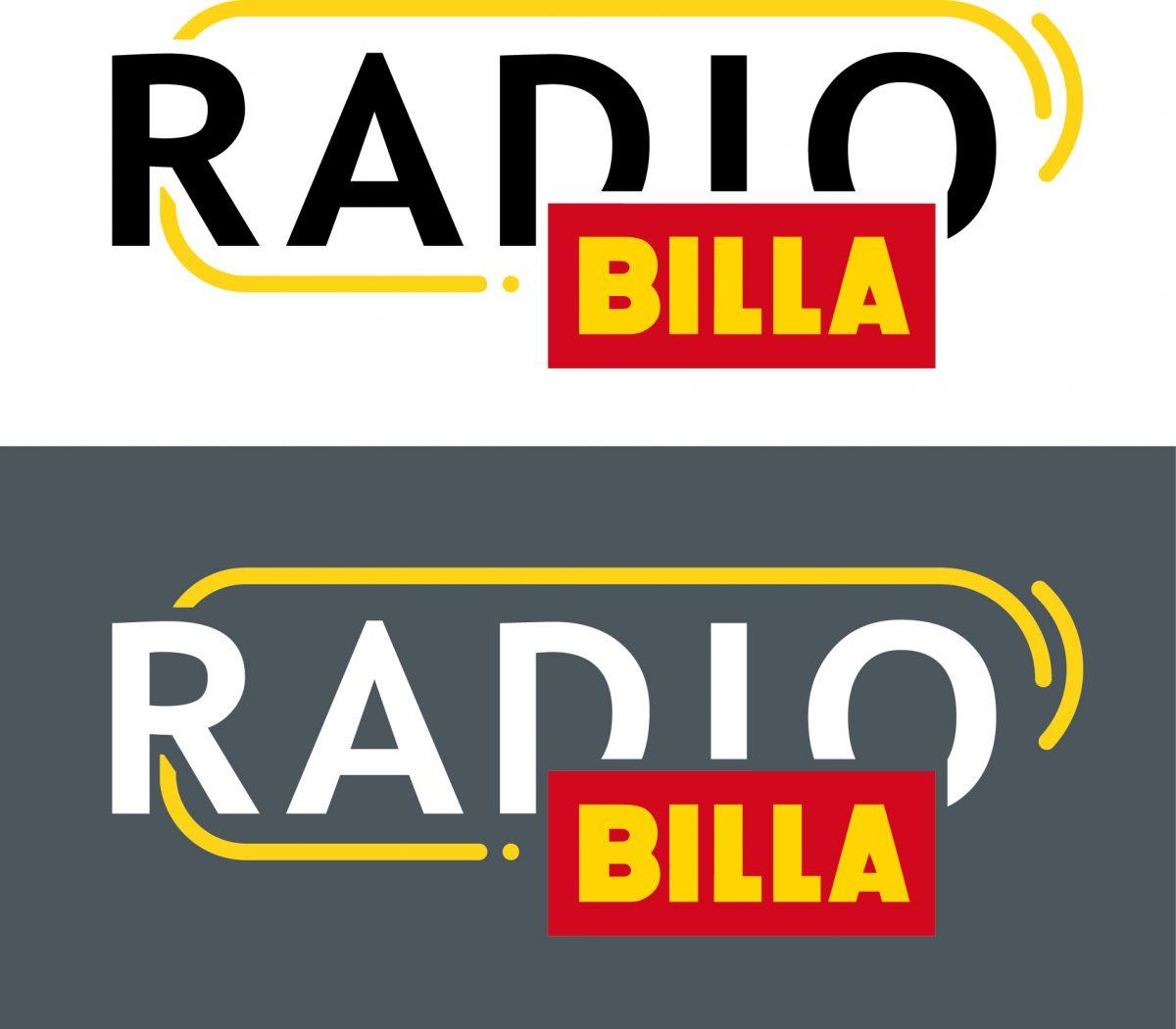 Logo nového Rádia Billa