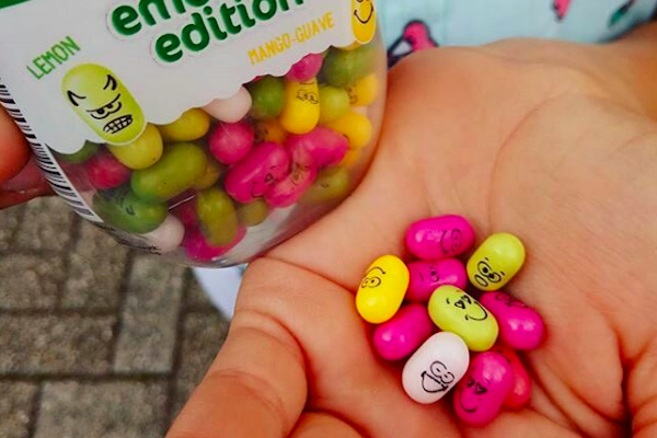Tic Tac Emotions. Zdroj: Instagram @tictacglobal