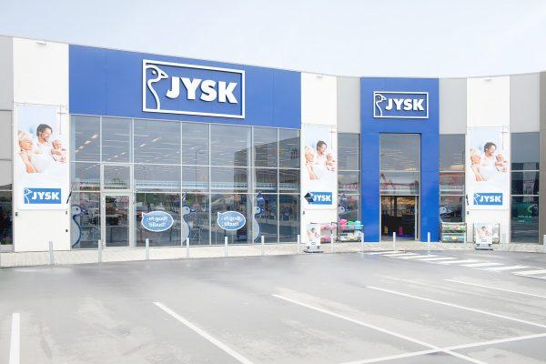 Jysk v Česku zvedl obrat o 13 %, online prodej rostl o 34 %