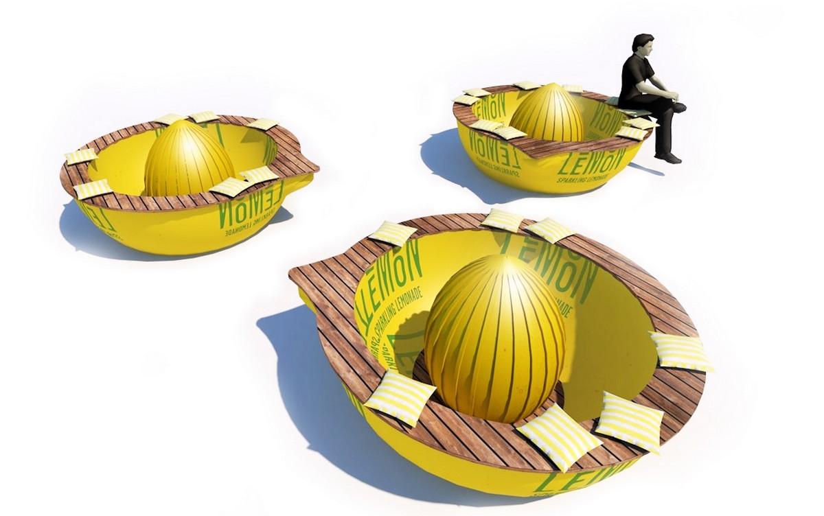 Návrh zahrádky Lemon Lemon