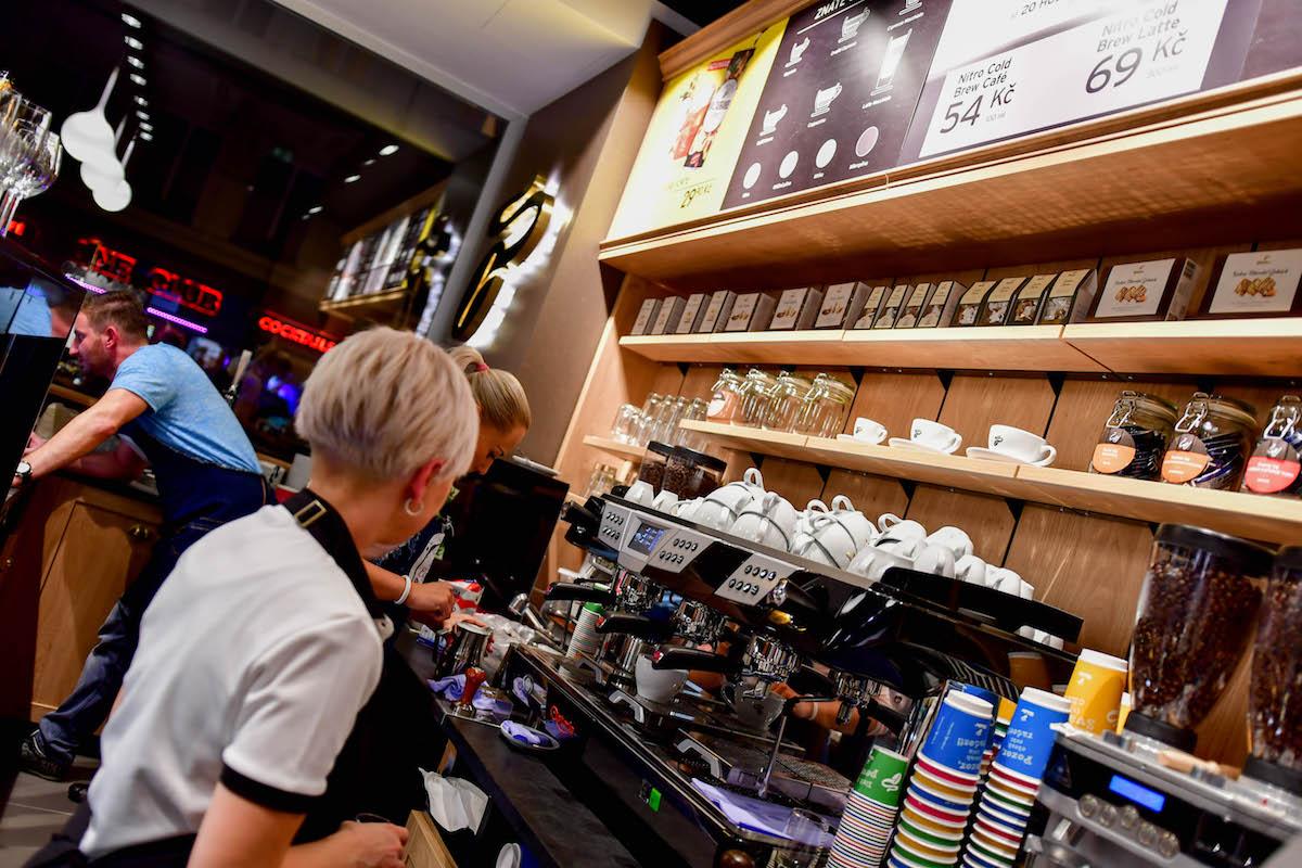 Kávový bar