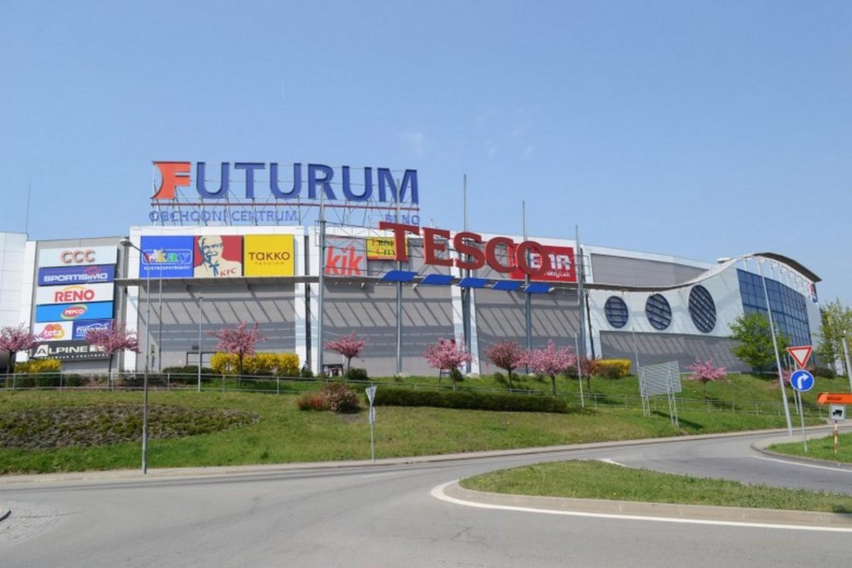 OC Futurum v Brně