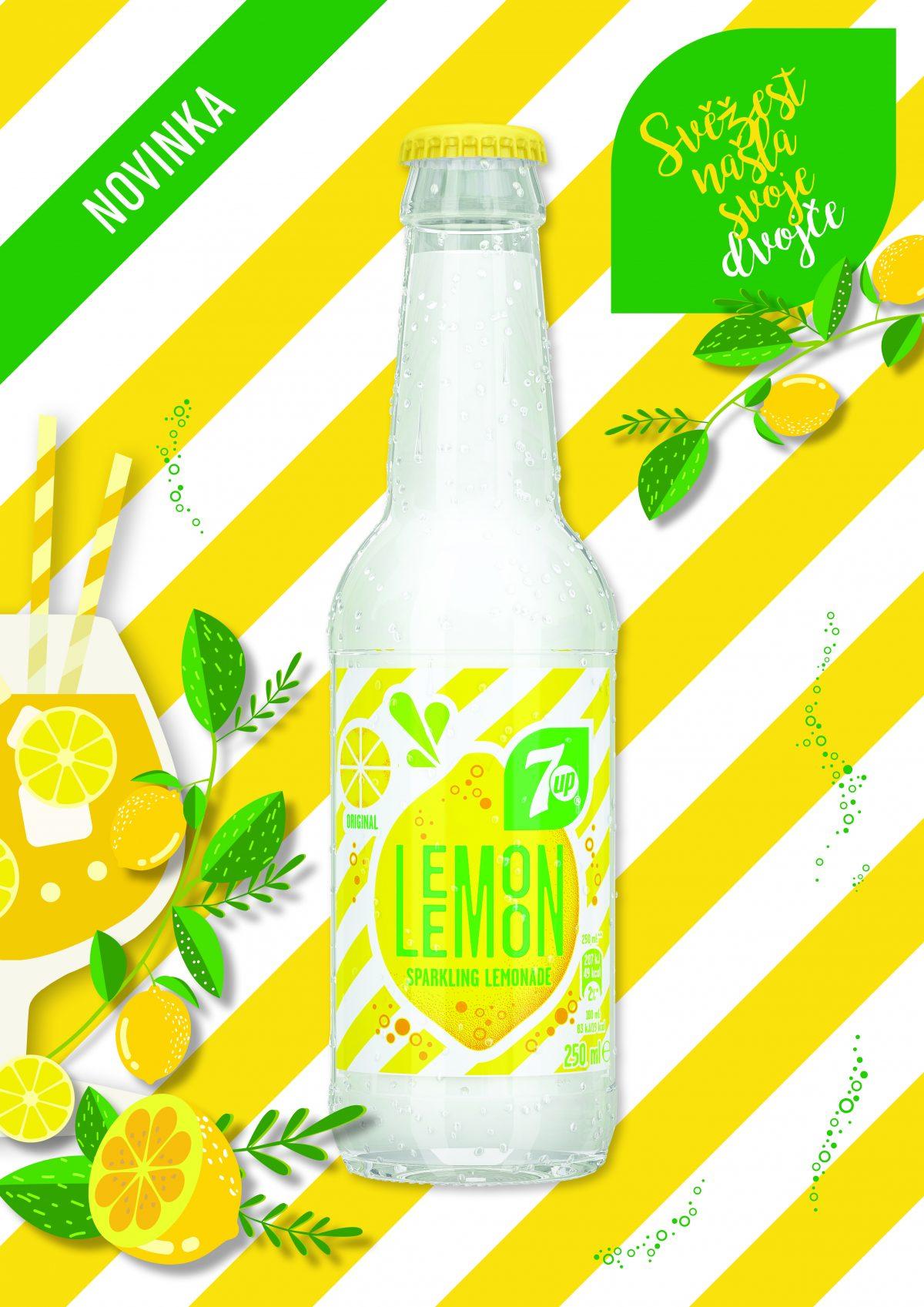 Nová limonáda Lemon Lemon