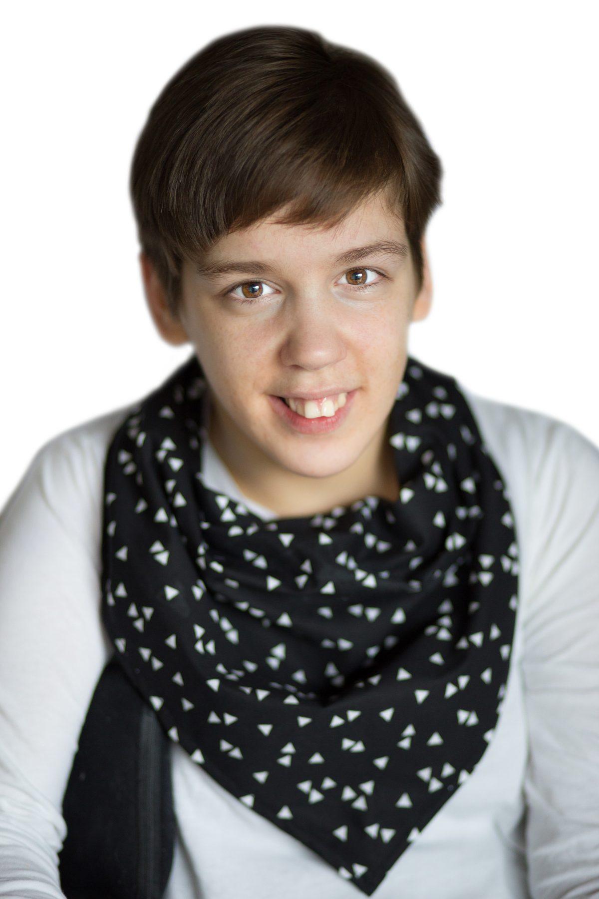 Dcera Nemčkové Paulína, která je tváří e-shopu Needo