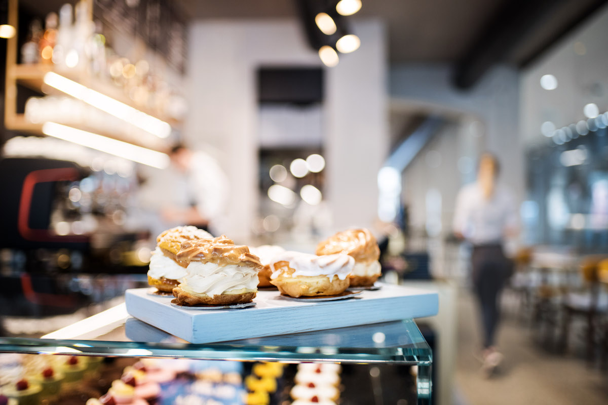 IF Café v Paláci Rosetta