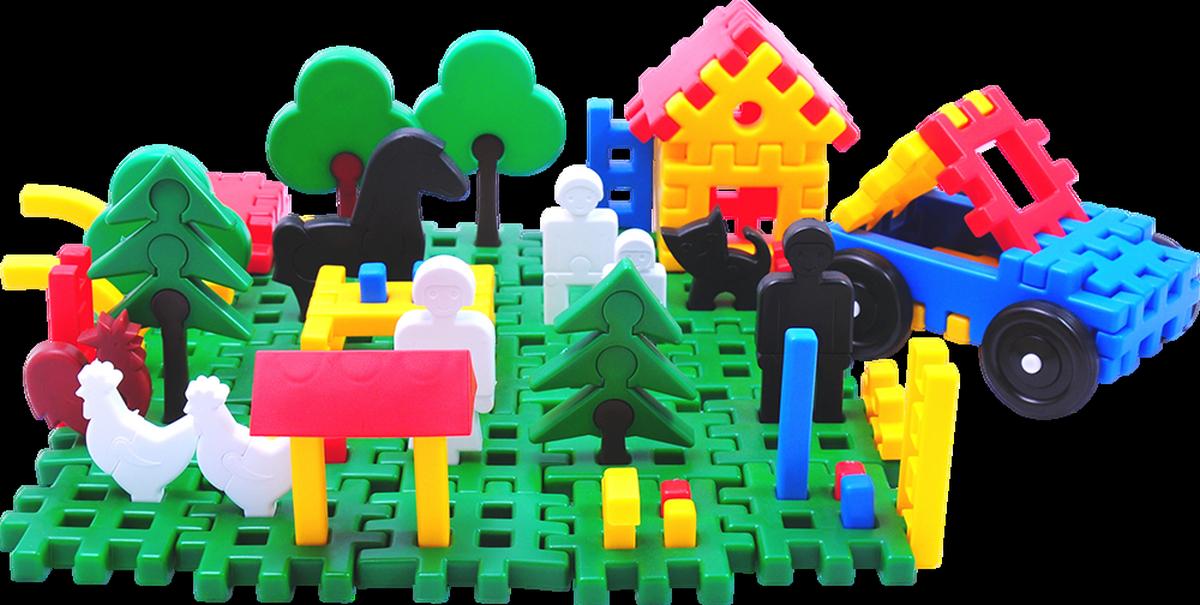 Řada hraček Blok
