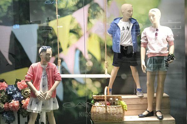 Na Chodově otvírají dvě specializované prodejny Gant Footwear a Gant Kids